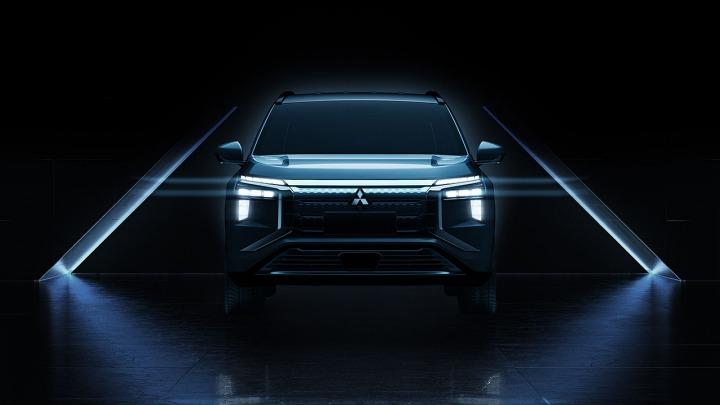 Zupełnie nowy elektryczny SUV Mitsubishi AIRTREK