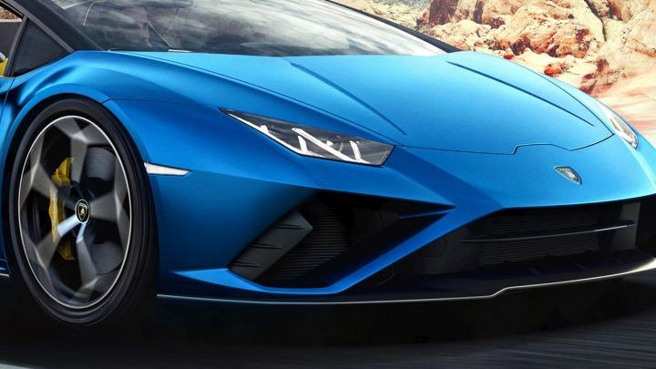 Nowy model od Lamborghini 8 lipca
