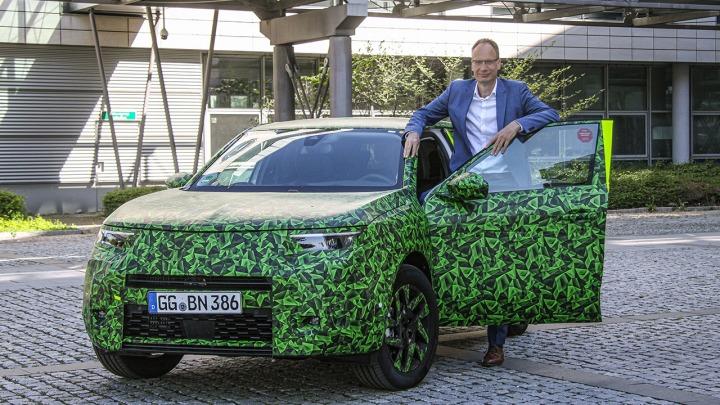 Opel przedstawia dalsze szczegóły dotyczące kolejnej generacji Mokki. Wideo