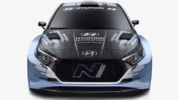 Hyundai Motorsport przedstawia nowy samochód rajdowy i20 N Rally2
