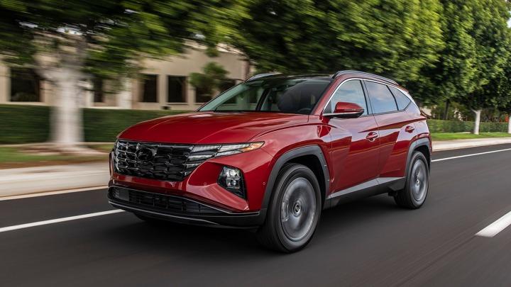 Zobacz amerykańską premierę nowego Hyundaia Tucson