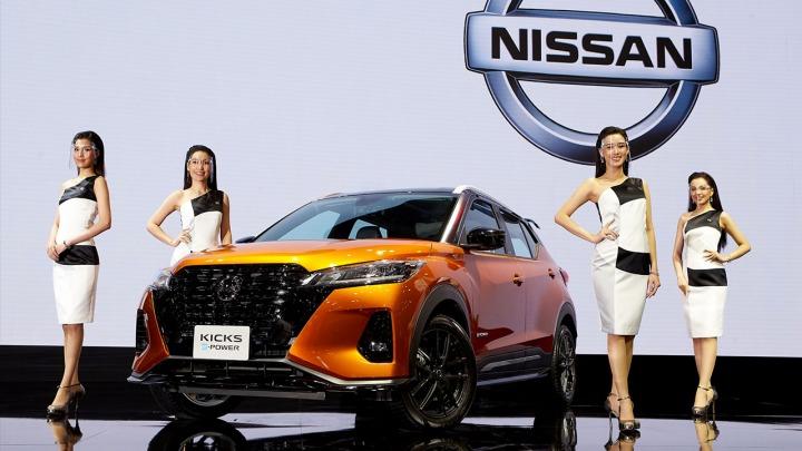 Nissan KICKS e-POWER w specjalnej limitowanej edycji pokazany na Bangkok Motor Show 2020