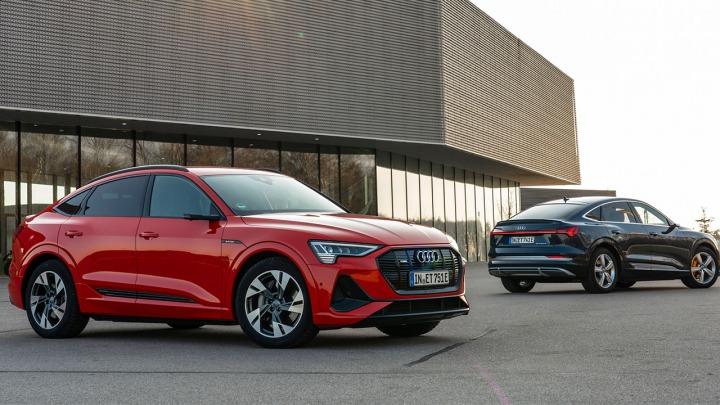 Audi e-tron S i Audi e-tron S Sportback