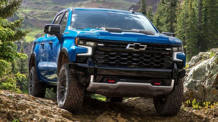 Chevrolet zaprezentował dziś nowe Silverado ZR2