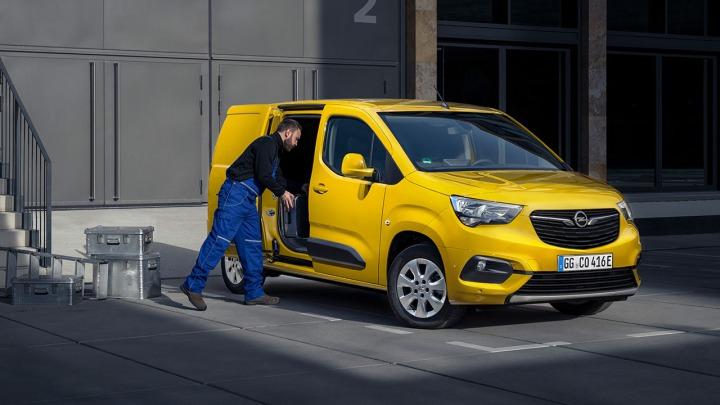 Opel Combo-e nowy kompaktowy van