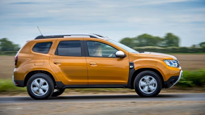 Dacia Duster najbardziej wartościowym nowym samochodem w konkursie Auto Trader