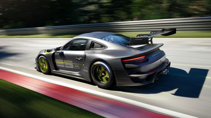 Limitowana edycja Porsche 911 GT2 RS Clubsport 25