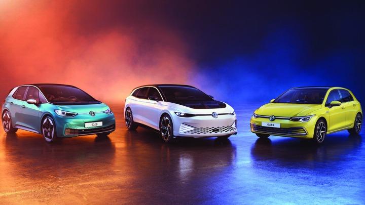 Volkswagen ID.3 z nagrodą za wzornictwo