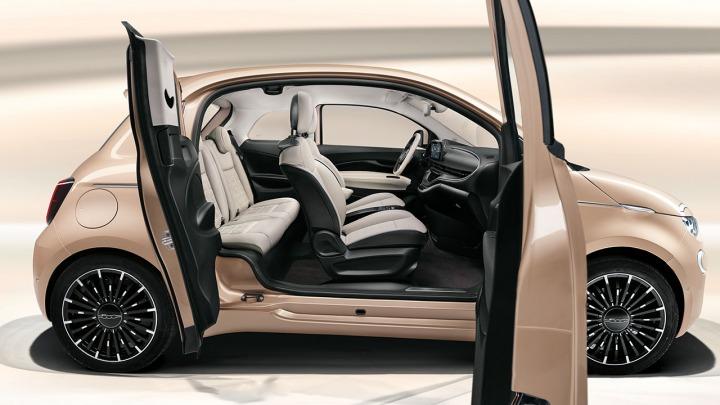 Fiat 500 3+1 Światowa premiera