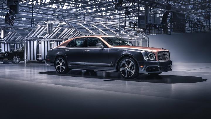 Bentley Mulsanne koniec pewnej ery