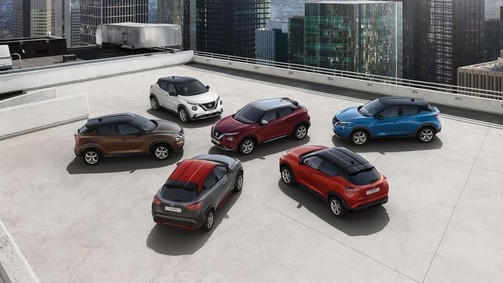 Premiery zupełnie nowego Nissana JUKE Turbo w Hongkongu