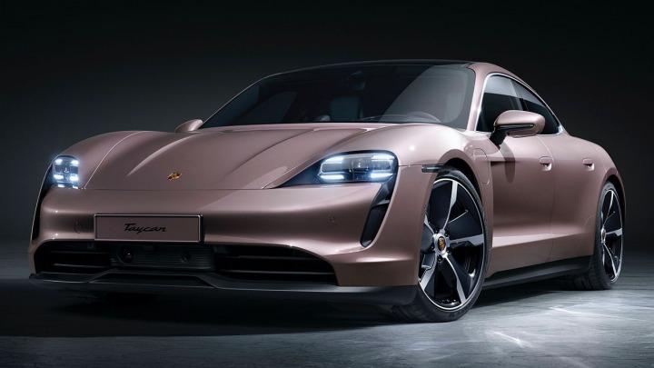 Porsche poszerza gamę modeli Taycan