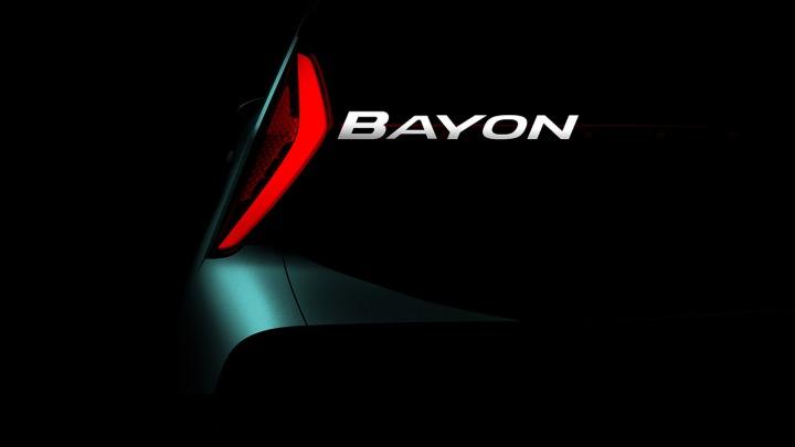 Hyundai Bayon nowy SUV marki