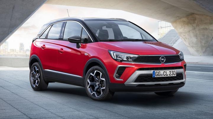 Nowy Opel Crossland kompleksowa zmiana