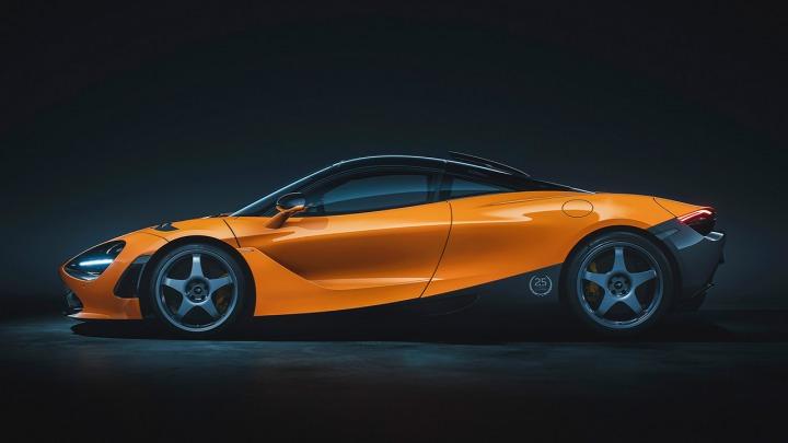 Edycja McLarena 720S Le Mans świętuje 25-lecie legendarnego zwycięstwa w najsłynniejszym 24-godzinnym wyścigu na świecie