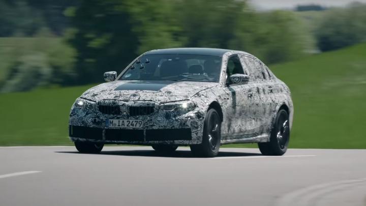 Zupełnie nowe BMW M3 G80