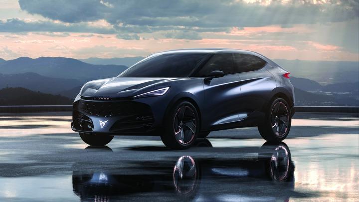 CUPRA Tavascan nagrodzona na Automotive Brand Contest 2020