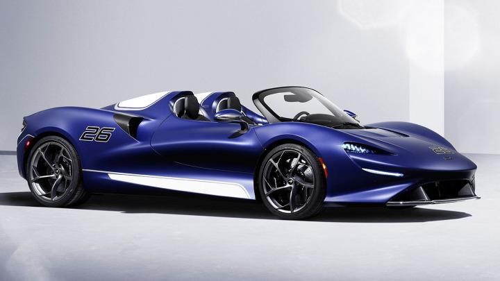Do produkcji wchodzi ultra-ekskluzywna wersja McLarena Elva