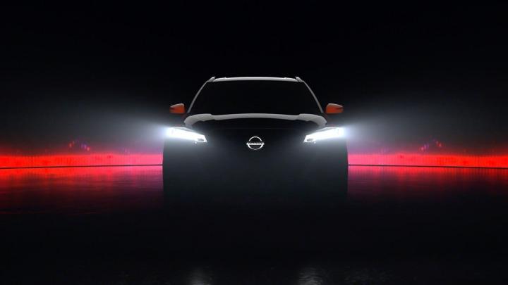 Pierwsze spojrzenie na nowego Nissana Kicks 2021