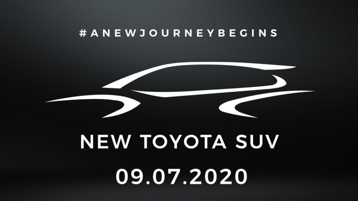 Toyota zaprezentuje w czwartek nowego kompaktowego crossovera