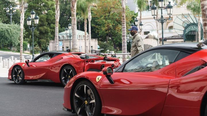 Le Grand Rendez-Vous krótki film od Ferrari