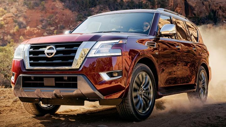 Nowy Nissan Armada premiera online