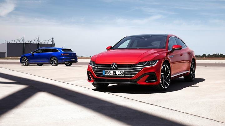 Podwójna premiera Volkswagena. Arteon Sedan oraz Shooting Brake