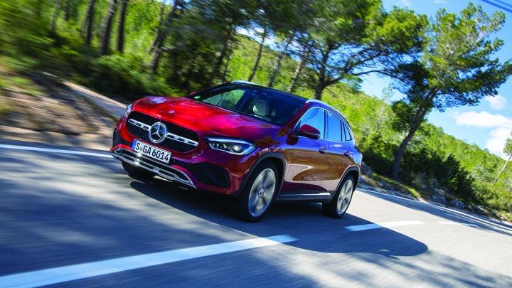 Nowy Mercedes-Benz GLA, jazda testowa w okolicach Barcelony