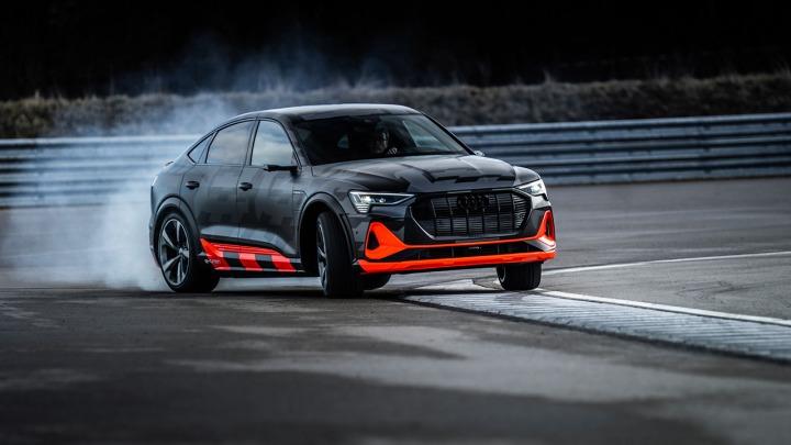 Audi sprzedało ponad pół miliona aut w czwartym kwartale 2020 roku