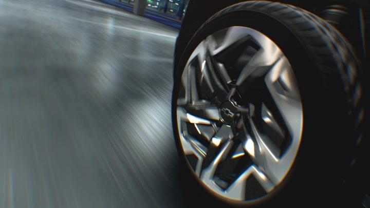 Nowy elektryczny Chevrolet Silverado z czterema skrętnymi kołami