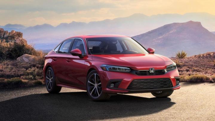 Pierwsze oficjalne zdjęcie nowej Hondy Civic Sedan
