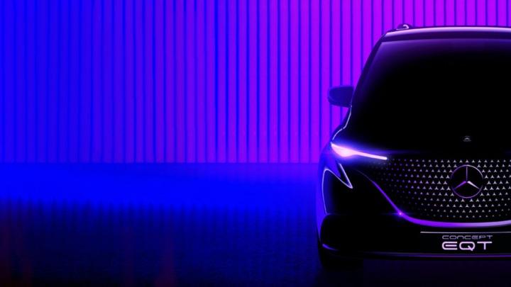 Mercedes-Benz Vans wkrótce przedstawi nowy ConceptEQT