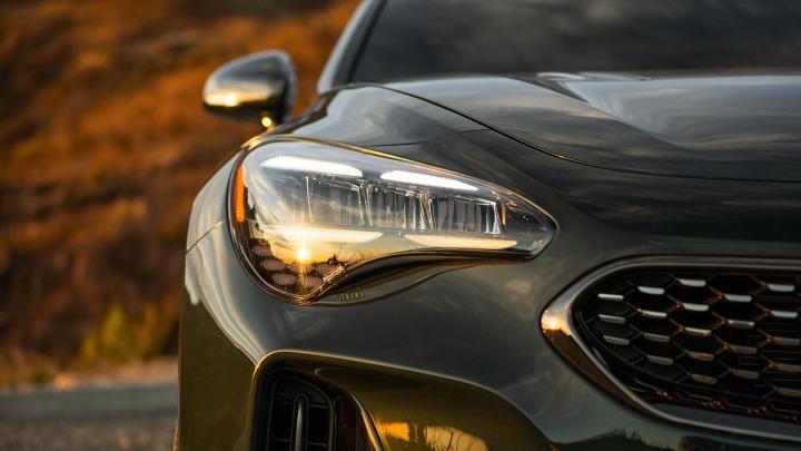 Kia Motors America zapowiedziało odświeżonego Stingera