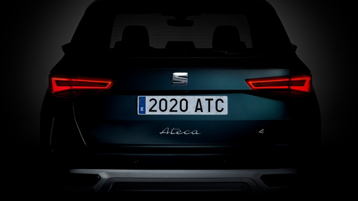 SEAT Ateca 2020 wkrótce nowa odsłona bestsellerowego SUV-a