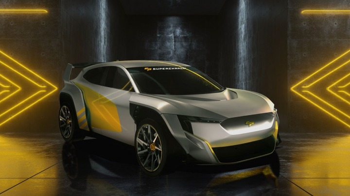 SuperCharge nowa globalną seria sportów motorowych oparta na samochodach drogowych