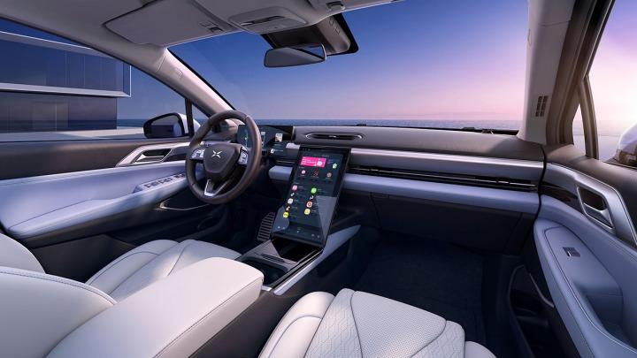 XPeng debiutuje nowym inteligentnym pojazdem elektrycznym wyposażonym wLiDAR