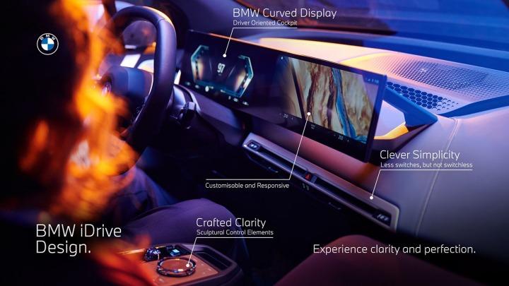 BMW iDrive nowej generacji