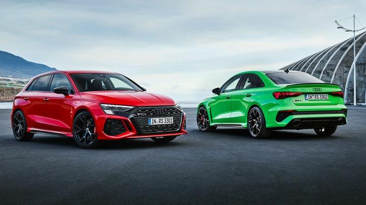 Premiera trzeciej generacji Audi RS 3 Sportback i drugiej generacji Audi RS 3 Sedan