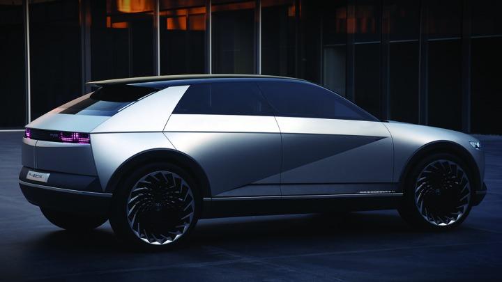 Zapowiedź przyszłości wg koncepcji Hyundaia