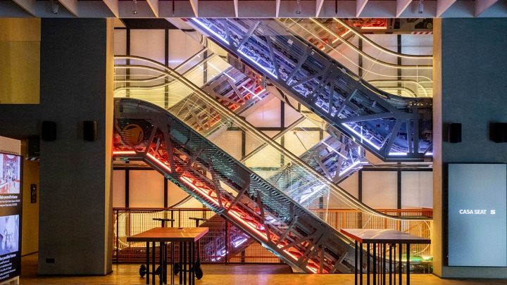 CASA SEAT otwarcie innowacyjnego centrum kultury w Barcelonie