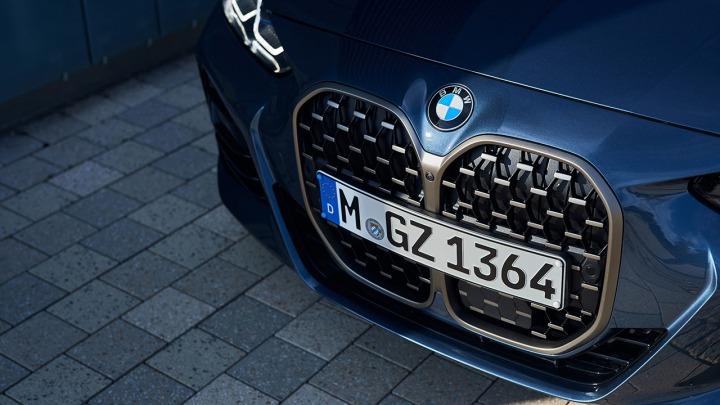 Nowe BMW serii 4 Coupé - dodatkowe zdjęcia