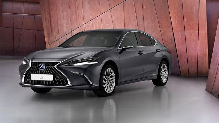 Światowa premiera nowego Lexusa ES