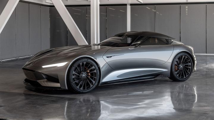 KARMA SC2 nazwana najlepszym z najlepszych samochodów koncepcyjnych 2020