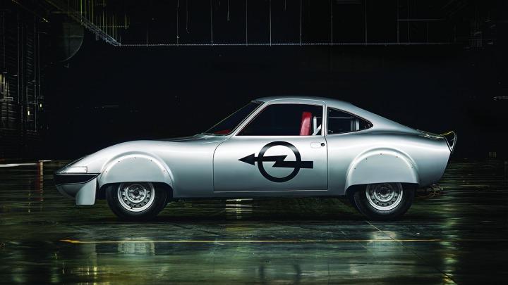 Długa tradycja samochodów elektrycznych marki Opel.