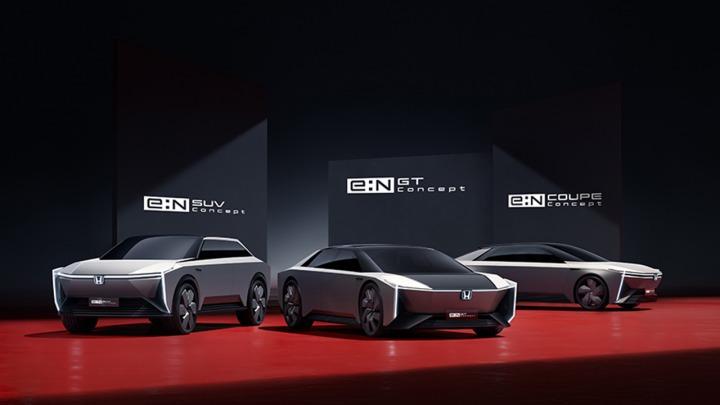 Honda opracowuje obecnie trzy modele koncepcyjne serii e:N