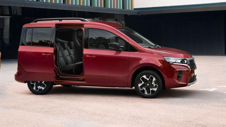 Nissan przedstawia nowy model Townstar