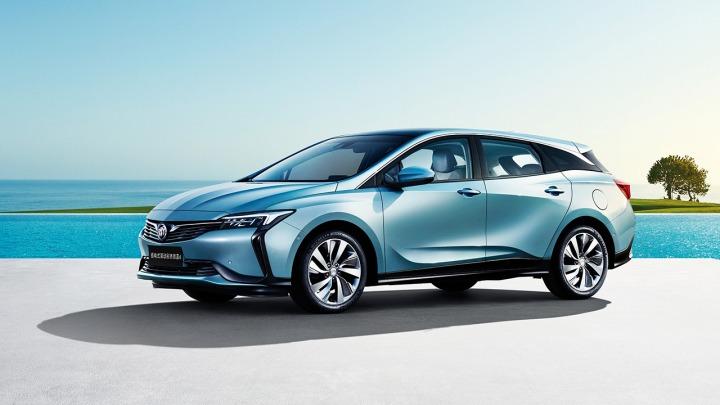 Buick przedstawia VELITE 6 plug-in hybrid EV dostępny na rynku chińskim
