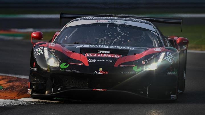 Ciężkie kwalifikacje Ferrari na torze Monza
