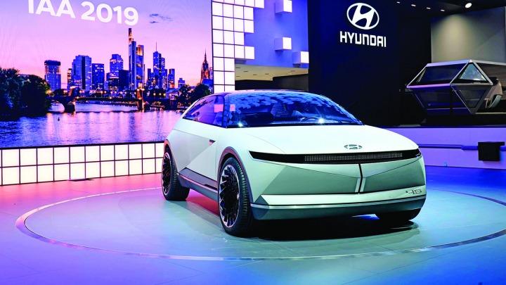 Tak to prawda. Hyundai Prophecy oraz 45 EV trafią do seryjnej produkcji