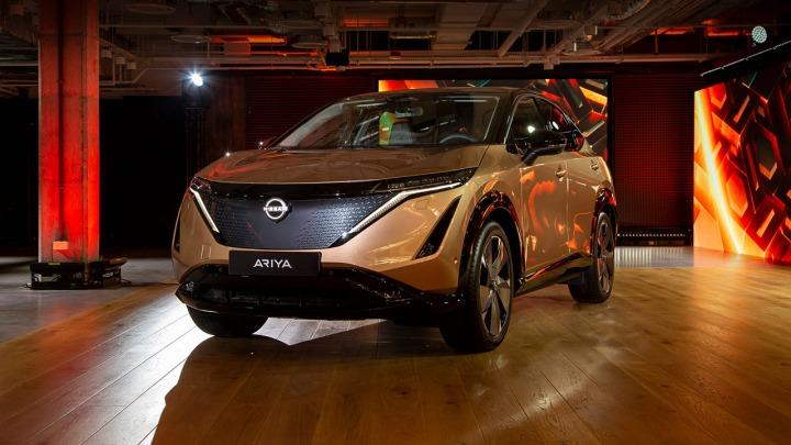 Nissan Ariya po raz pierwszy zaprezentowany w Polsce